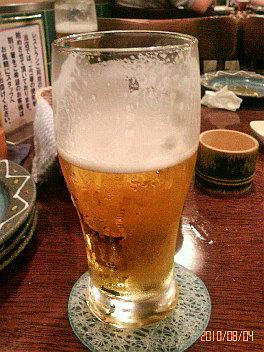 夏=ビール